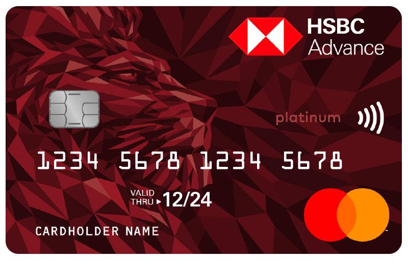 Apply For An Advance Platinum Credit Card - HSBC Qatar