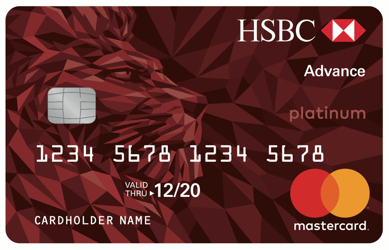 advance platinum credit card